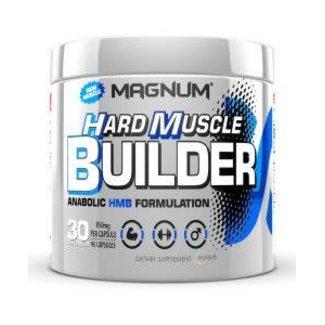 Magnum Nutraceuticals HARD MUSCLE BUILDER 90 CAPSULES