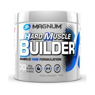 Magnum Nutraceuticals HARD MUSCLE BUILDER 90 CP
