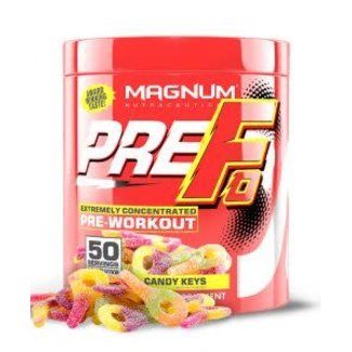 Magnum Nutraceuticals PRE-FO 50 SERV CANDY KEYS