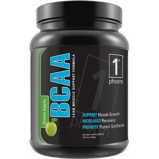 1st Phorm BCAA Green Apple 40 Servings