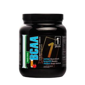 1st Phorm BCAA 40 SERVINGS APPLE JUICE