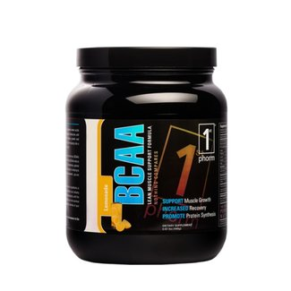 1st Phorm BCAA 40 SERVINGS LEMONADE
