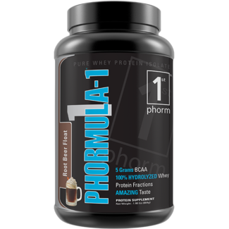 1st Phorm PHORMULA-1 2 LBS ROOT BEER FLOAT