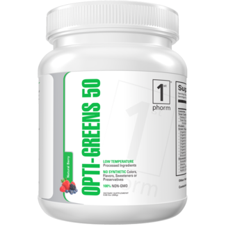 1st Phorm OPTI-GREENS 50 30 SERVINGS NATURAL BERRY