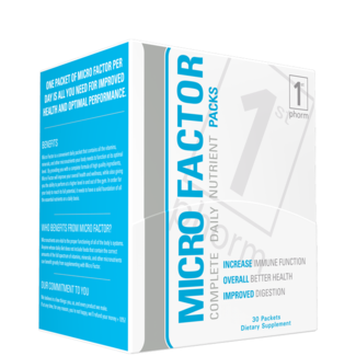 1st Phorm Micro Factor 30 packets
