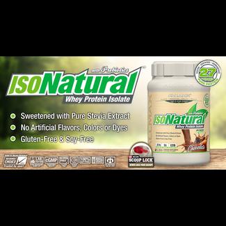 Allmax Nutrition ISONATURAL 2 LB BANANA