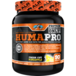 Alr Industries HUMAPRO 90 SERVINGS FRESH CUT PINEAPPLE
