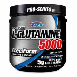 Ansi L-Glutamine 5000 400 Grams