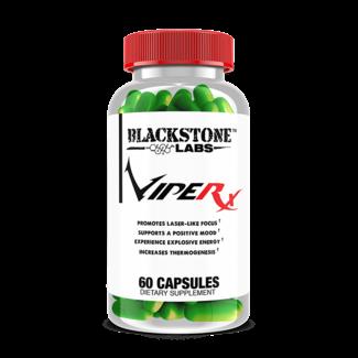 Blackstone Labs VIPER X 60 CAPSULES