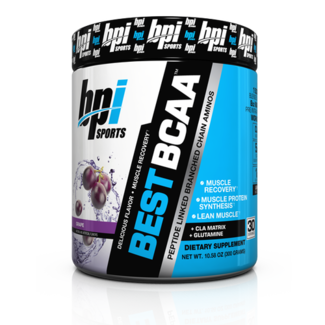 Bpi BEST BCAA 30 SERV GRAPE