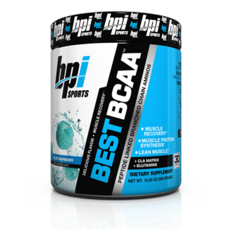 Bpi BEST BCAA 30 SERV BLUE RASPBERRY