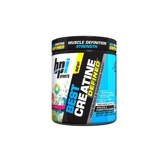Bpi BEST CREATINE DEFINED 40 SERV SOUR CANDY