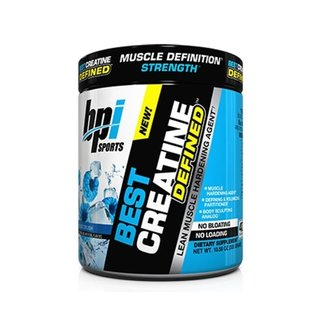 Bpi BEST CREATINE DEFINED 40 SERV BLUE CRUSH