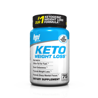 Bpi KETO Weight Loss 75 Cp