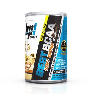 Bpi BEST BCAA SOFT DRINK 30 SERV ORANGE SODA