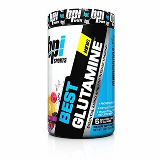 Bpi BEST GLUTAMINE 50 SERV BERRY CITRUS