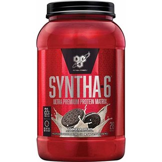 Bsn Syntha-6 Cookies And Cream Milkshake 2.91lb