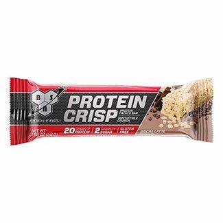 Bsn Syntha-6® Protein Crisp Mocha Latte Bar
