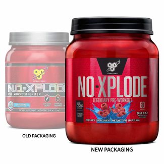 Bsn N.O.-Xplode Blue Raz Powder 30 Servings