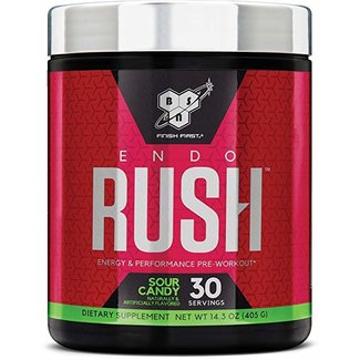 Bsn BSN EndoRUSH Sour Candy 30 Servings