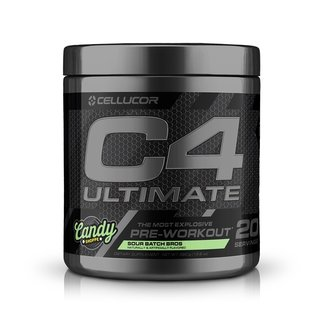 Cellucor C4 ULTIMATE 20 SERV SOUR PATCH