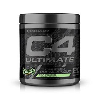 Cellucor C4 ULTIMATE 20 SERV SOUR PATCH