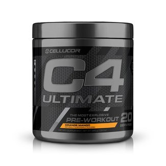 Cellucor C4 ULTIMATE 20 SERV ORANGE MANGO
