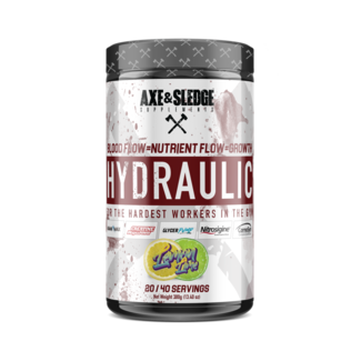 Axe & Sledge HYDRAULIC 40 SERVINGS  LEMON LIME