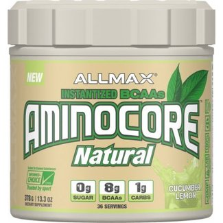 Allmax Nutrition AMINOCORE NATURAL 44 SERVINGS CUCUMBER LEMON