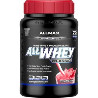 Allmax Nutrition ALL WHEY CLASSIC 2 LB STRAWBERRY