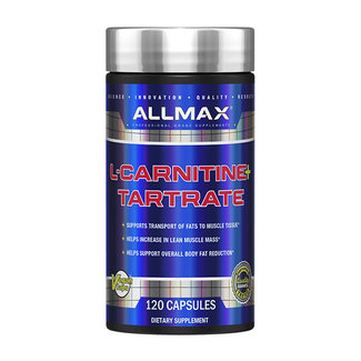 Allmax Nutrition L-CARNITINE TARTRATE 120 CAPSULES