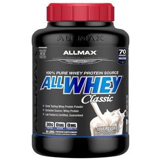 Allmax Nutrition AllWhey Classic Unflavored  5 Lb