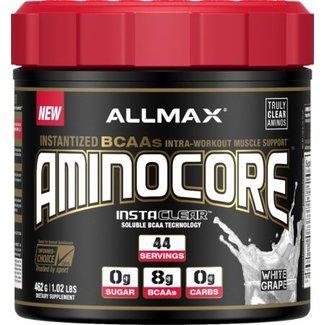 Allmax Nutrition AMINOCORE 44 SERVINGS WHITE GRAPE