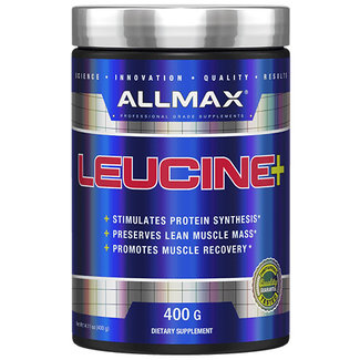 Allmax Nutrition LEUCINE +5000MG 400GM