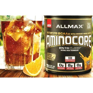 Allmax Nutrition AMINOCORE 111 SERVINGS SWEET TEA