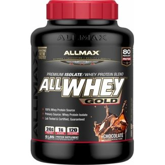 Allmax Nutrition AllWhey Gold Chocolate 5 Lb