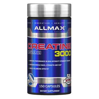 Allmax Nutrition Creatine 3000 150 Capsules