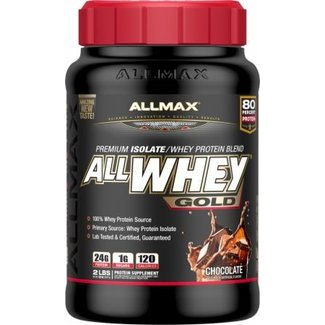 Allmax Nutrition ALL WHEY GOLD 2 LBS CHOCOLATE
