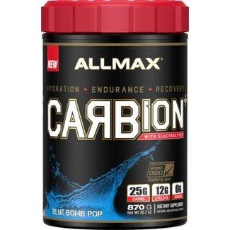 Allmax Nutrition CARBION 30 SERVINGS BLUE BOMB POP