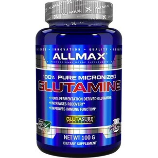Allmax Nutrition GLUTAMINE Powder 100g