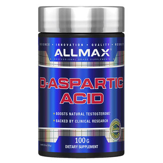 Allmax Nutrition D-ASPARTIC ACID Powder