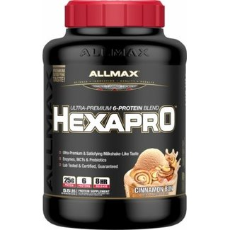 Allmax Nutrition HEXAPRO 5.5 LB CINNAMON BUN