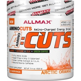 Allmax Nutrition A:CUTS  ARCTIC ORANGE