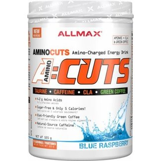Allmax Nutrition A:CUTS BLUE RASPBERRY 75 Serving