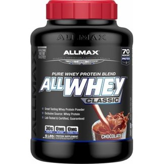 Allmax Nutrition ALL WHEY CLASSIC 5 LB CHOCOLATE