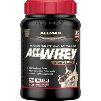 Allmax Nutrition AllWhey Gold Cookies & Cream 2 Lb
