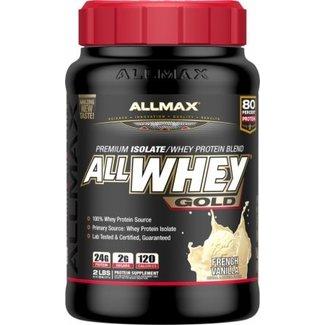 Allmax Nutrition ALLWHEY GOLD 2 LB VANILLA