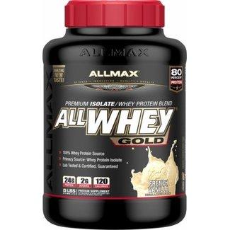 Allmax Nutrition ALLWHEY GOLD 5 LB VANILLA