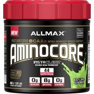 Allmax Nutrition AMINOCORE 44 SERVINGS KEY LIME CHERRY