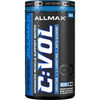 Allmax Nutrition C:VOL 240 CAPSULES